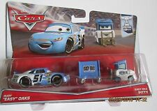 CARS - RUBY EASY OAKS alias EASY IDLE & EASY IDLE PITTY - Mattel Disney Pixar