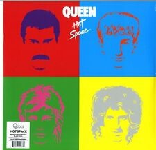 QUEEN HOT SPACE VINILE LP 180 GRAMMI NUOVO SIGILLATO