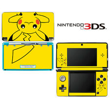 Vinyl Skin Decal Cover for Nintendo 3DS - Pokemon Pikachu