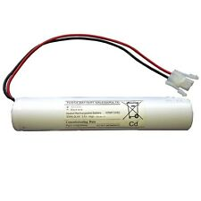 Brite Source 4 Cell 4.8V Emergency Battery Inline -with Tags&Detachable Leads