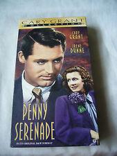 PENNY SERENADE CARY GRANT NTSC VHS SMALL BOX
