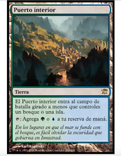 MTG Rare - SPANISH Hinterland Harbor x1 NM - Innistrad