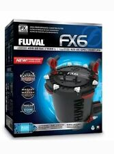 NEW FLUVAL FX6 CANISTER FILTER A-219 FACTORY SEAL - 3 YEARS WARRANTY