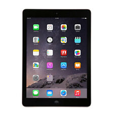 "Apple iPad Air 9.7"" Retina Display 16GB 1st Gen MD785LL/A Wi-Fi Space Gray"
