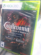 Castlevania: Lords of Shadow Collection (Microsoft Xbox 360) NEW