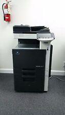Konica Minolta Bizhub C360 Color Copier/Print/Scan Low Meter 140K!!