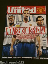 MANCHESTER UNITED - NEW SEASON SPECIAL - SEPT 2008