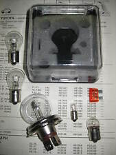 TUNGSTEN BULB / LAMP KIT - 12v 45w/40w P45T 401 & 382 & 207 & 233 - CLASSIC CAR