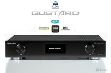 Gustard x20pro-Sabre-DSD 384khz DAC Digital Analog Converter-USB D/A transductores