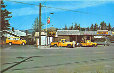 Portland OR Handy Andy's Phillips 66 Gas Auto Repair Trucks Business Card