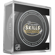 2017 NHL ALL STAR GAME SKILLS PUCK LOS ANGELES DOUGHTY KANE JAGR TOEWS IN STOCK