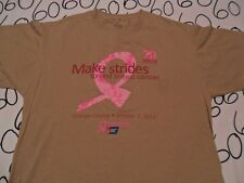 Large- End Breast Cancer T- Shirt