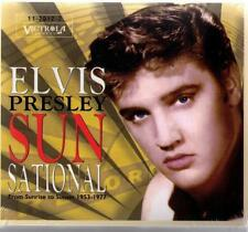 Elvis Presley 2 CD's - SunSational - From Sunrise To Sunset 1953 - 1977