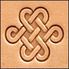 3D CELTIC RUNE STAMP 8589-00 Tandy Leather Stamping Craft Tool Stamps Tools
