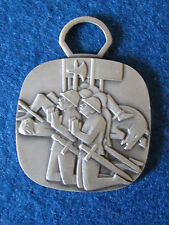 Vintage Swiss Military Shooting Medal - Laupen 1339 - Prayers