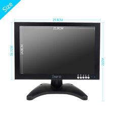"10 ""IPS HD EDP 1920*1200 Écran VGA Vidéo Audio HDMI Monitor pour DVD,Banque New"