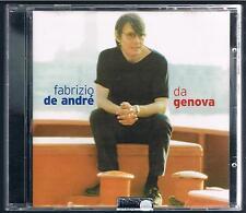 FABRIZIO DE ANDRE' DA GENOVA  CD  F.C.
