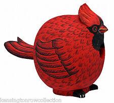 BIRD HOUSES - CARDINAL BIRDHOUSE - BIRD HOUSE - GARDEN DECOR - OUTDOOR DECOR