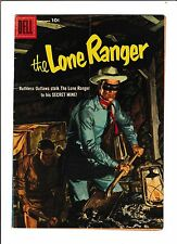 """THE LONE RANGER #99  [1956 GD-VG]  """"INCIDENT AT THE LONE RANGER'S MINE"""""""