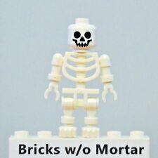 New Genuine LEGO Skeleton Minifig Castle Desert Hobbit Harry Potter