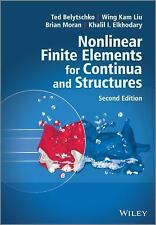 Nonlinear Finite Elements for Continua and Structures by Khalil Elkhodary,...