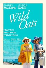 WILD OATS MANIFESTO SHIRLEY MCLANE JESSICA LANGE BILLY CONNOLLY DEMI MOORE