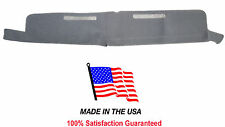 1981-1991 Chevy Pickup(Full Size) Gray Carpet Dash Cover Mat Pad CH41-0