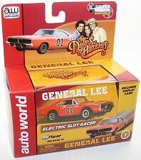 Xtraction Dukes of Hazzard General Lee 1969 Dodge Charger Slot car Auto World #1