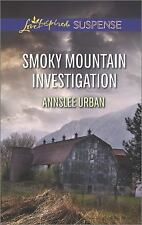 Smoky Mountain Investigation (Love Inspired Suspense) by Urban, Annslee, Good Bo