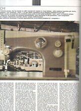 GA13 Clipping-Ritaglio 1968 Necchi Pavia