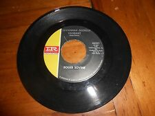"Roger Sovine - Savannah Georgia Vagrant / Culman Alabama - Vinyl 7"" Single"