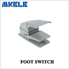 LT-4 Foot Switch 15A 250V CE Metal For Bending Machine Punch