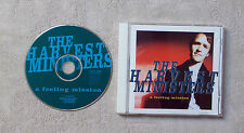 "CD AUDIO MUSIQUE / THE HARVEST MINISTERS ""A FEELING MISSION"" CD ALBUM 12T 1995"