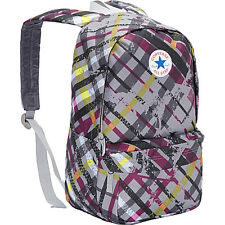 Converse Back To It Backpack (Violet Plaid)