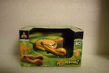 Ben 10 voiture supercarz wildmutt new boxed