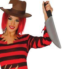 Maxi coltello,coltellaccio in plastica Halloween Carnevale g18305