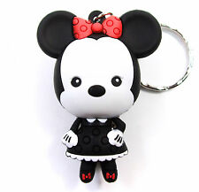 "Disney 3D Figural Keyring Series 3 MINNIE MOUSE CHASE 3"" KEYCHAIN Exclusive A"