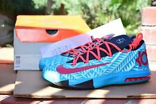 DS 2013 Nike KD 6 N7 size 13 Kevin Durant zoom Air Iv 4 Max Vi Floral Aunt Pearl