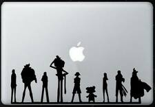 One Piece Team anime macbook vinyl die cut decal sticker wall laptop window car