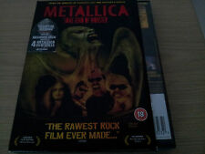 METALLICA  SOME KIND OF MONSTER 2 DVD WITH SLIPCASE AND 4 POSTCARDS