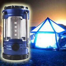 New 12 LED Portable Camping Torch Battery Operated Lantern Night Light Tent Lamp