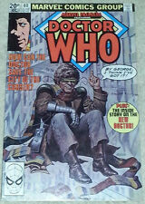 Doctor Who Marvel Comic #60 June 1981 City of the Cursed