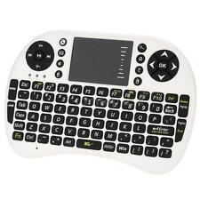 Mini 2.4G Wireless Keyboard Air Mouse Backlit Remote for Android TV Box PS3 R6N3