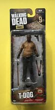 The Walking Dead TV Series 9 Figure. 2016. T-Dog. *PREORDER*