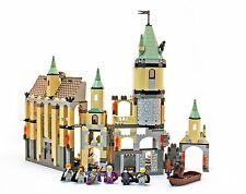 Lego 4709 Harry Potter and the Sorcerer's Stone Hogwarts Castle Château de 2001