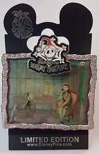 Disney Pin WDI Haunted Mansion Holiday Nightmare Music Room Sally Teddy Le 500