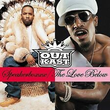 Speakerboxxx/The Love Below [Edited] by OutKast (CD, Sep-2003, 2 Discs,...