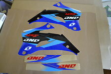 ONE INDUST.  DELTA  GRAPHICS YAMAHA YZ250F YZ450F YZF250 YZF450 YZF  06 07 08 09