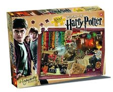 World of Harry Potter Collectors Jigsaw Puzzle Spiel - Hogwarts - 1000 Teile