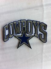 "DALLAS COWBOYS, NFL Patch-3.5"" NEW IRON on- Good GIFT!! FREE shipping-USA"